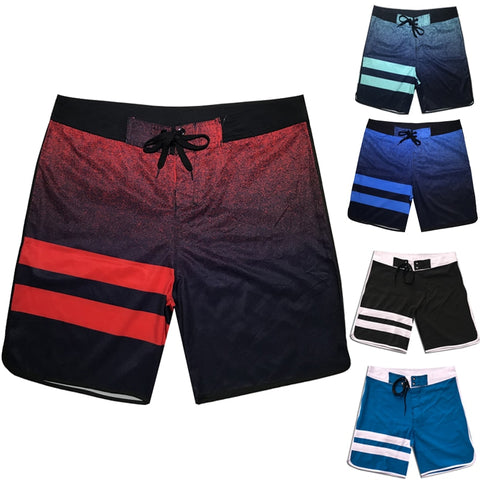 Summer Quick Dry Shorts Beach Surfing Shorts