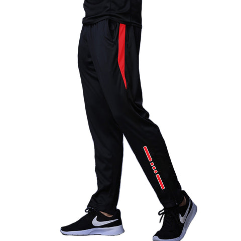 Breathable Sport Sweatpants Zip Pocket