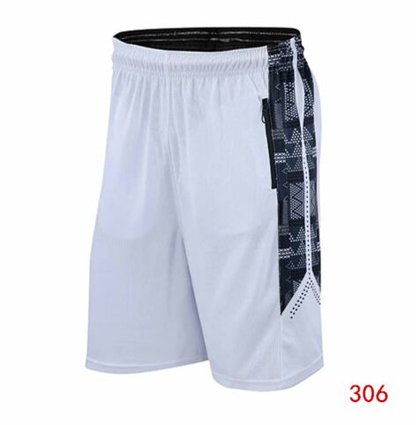 Breathable Men Basketball Shorts