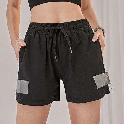 Workout Running Shorts With Pocket