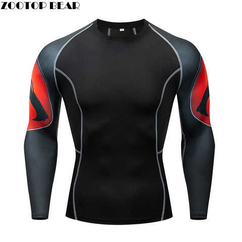 Fitness Long Sleeves