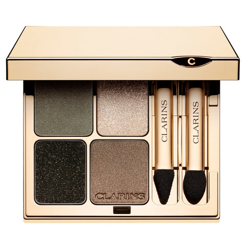 Clarins Eye Quartet Mineral Palette - ABALB beauty