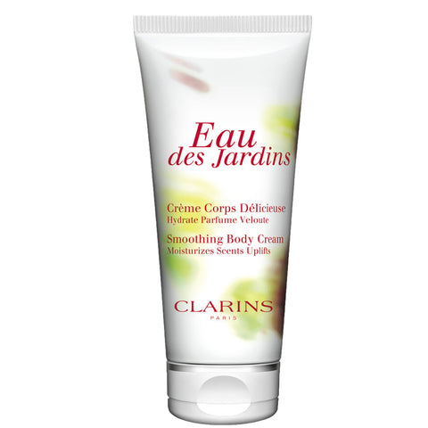 Clarins Eau Des Jardins Smoothing Body Cream - ABALB beauty