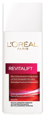 Loreal Dermo Expertise Revitalift Rich Cleaning Milk Falcon 200ML - ABALB beauty
