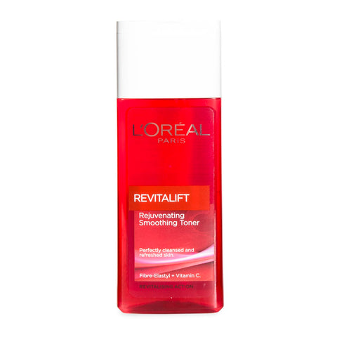 L'Oreal Revitalift  SMOOTHING TONER 200ML - ABALB beauty