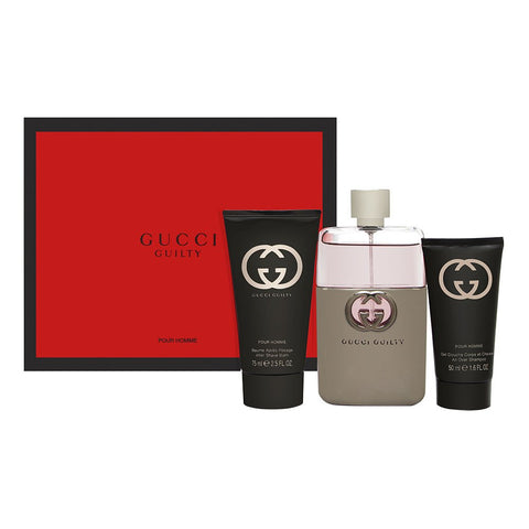 Gucci Guilty Pour Homme Gift set - ABALB beauty