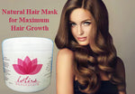 Lotus Hair Lengthening Mask - ABALB beauty