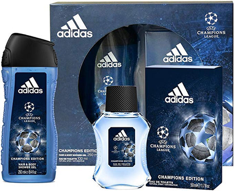 ADIDAS CHAMPIONS LEAGUE COFFRET - ABALB beauty