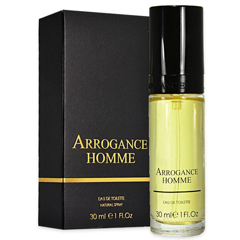 Arrogance for men - Eau de Toilette spray - ABALB beauty