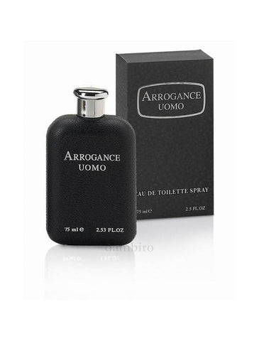 Arrogance UOMO Eau de Toilette 75ml - ABALB beauty