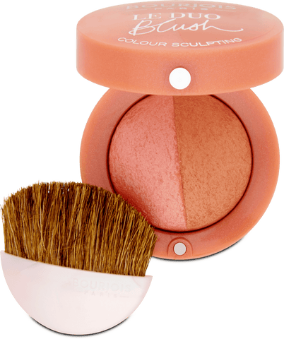 BOURJOIS PARIS Duo Blush - ABALB beauty