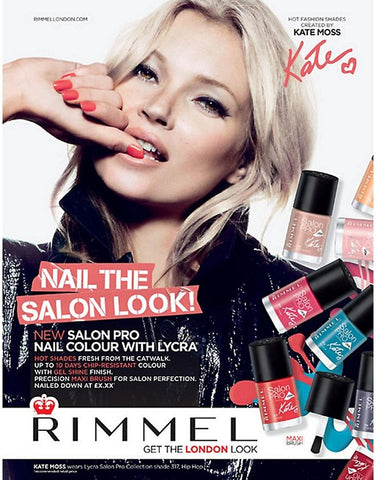 Rimmel Salon Pro Nail Polish - ABALB beauty
