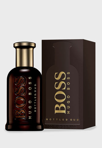Boss Bottled Oud Men Eau de Parfum 100Ml - ABALB beauty