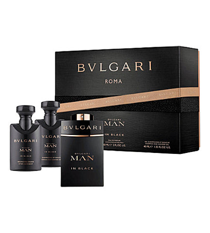 Bvlgari Man in Black Gift Set - ABALB beauty