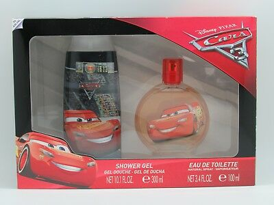Cars 3 Coffret Eau De Toilette 100Ml+Shower Gel 300Ml - ABALB beauty