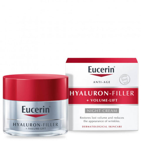 Eucerin Volume-filler Night 50ML - ABALB beauty