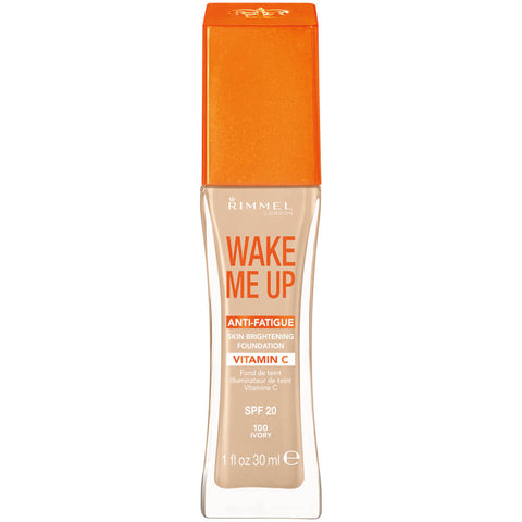 Rimmel Wake Me Up Make Up Foundation - ABALB beauty