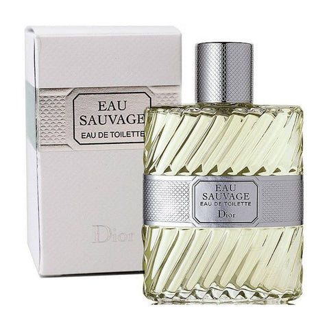 Christian Dior Eau Sauvage Eau De Toilette Cologne For Men 100ml - ABALB beauty