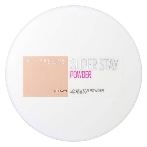 Maybelline Superstay Powder - ABALB beauty