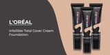 L'Oreal Paris Face Total Cover Foundation - ABALB beauty
