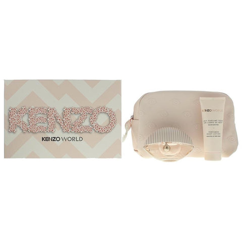 Kenzo World Women Set - ABALB beauty