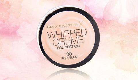 Max Factor Whipped Creme Foundation - ABALB beauty