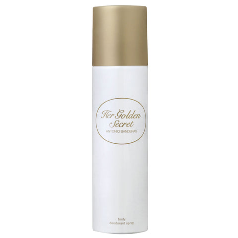 Banderas The Golden Secret Women Deodspry 150Ml - ABALB beauty