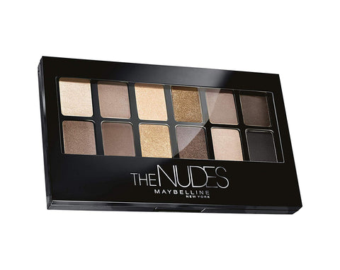 Maybelline Eye Shadow Palette the Nudes - ABALB beauty
