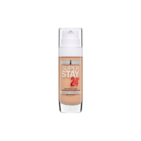 Maybelline SuperStay 24H Foundation - ABALB beauty