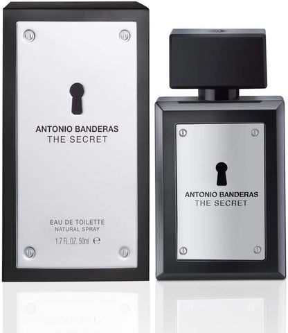 Antonio Banderas The Secret Eau de toilette 50ml - ABALB beauty