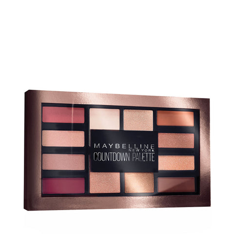 Maybelline Countdown Eyeshadow Palette - ABALB beauty