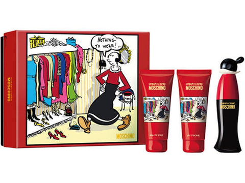 Coffret Perfumes MOSCHINO Cheap And Chic Woman - ABALB beauty