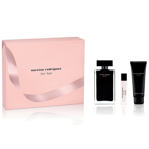 Narciso Rodriguez Coffret For Her - ABALB beauty