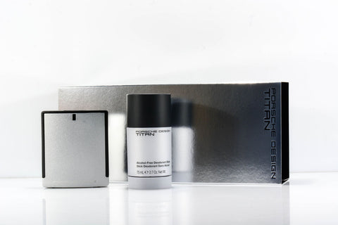 Porsche Design Titanium Men Set - ABALB beauty