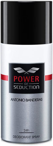 Banderas Power Of Seduction Men Deodorant 150Ml - ABALB beauty