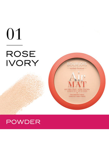 Bourjois Air Mat Compact Powder - ABALB beauty