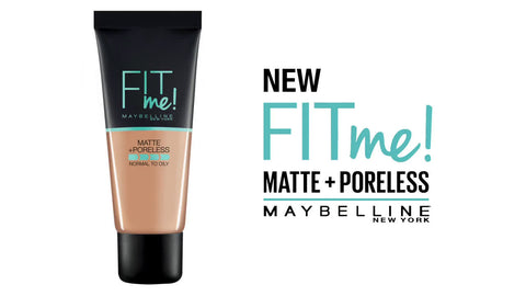 Maybelline New York New York Fit Me - ABALB beauty
