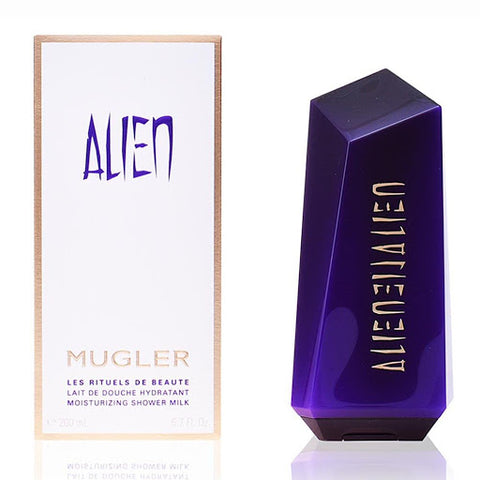 Thierry mugler fragrances Alien Moisturizing Shower Milk 200ml - ABALB beauty