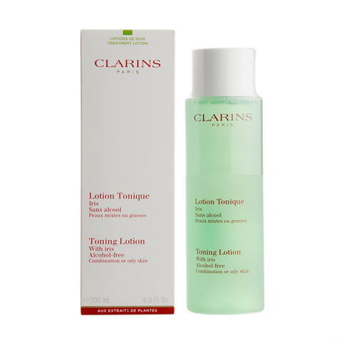 Clarins Toning Lotion - Combination / Oily Skin 200ml - ABALB beauty