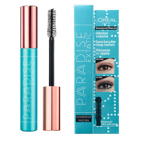 L'oreal Paris Paradise Mascara Waterproof Black - ABALB beauty