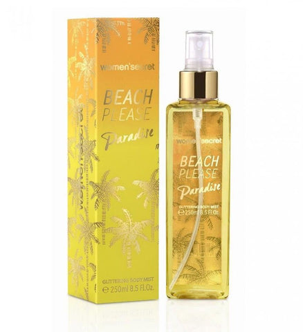 Womens Secret Body Mist Paradise 250Ml - ABALB beauty