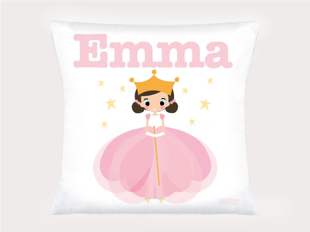 Cushion Cover - Ballerina Girl