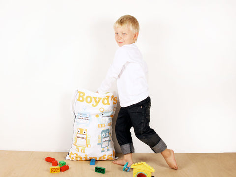 Big Toy Sack - Totally Robotic