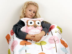 Toddler Blanket - Little Birdies
