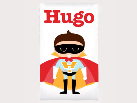 Toddler Blanket - Hugo The Superhero