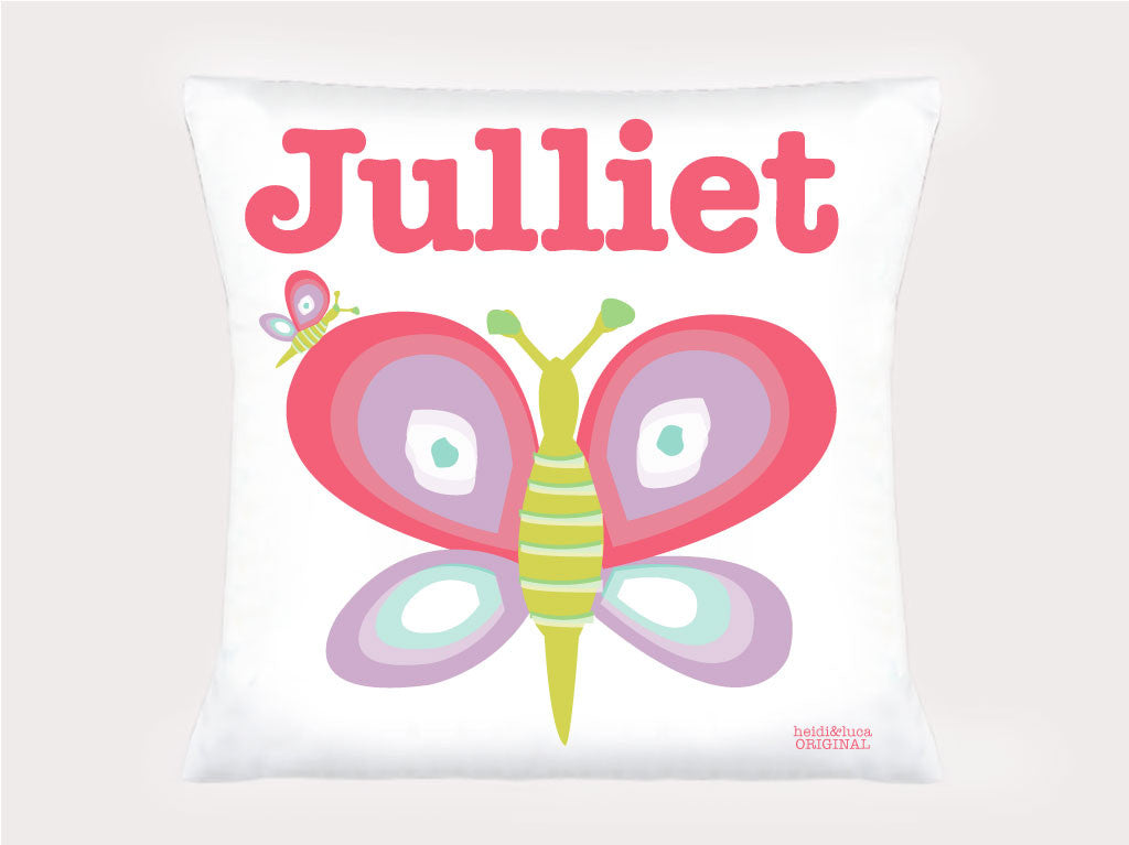 Cushion Cover - Magical Wings