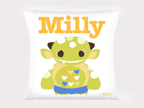 Cushion Cover - Milly The Monster