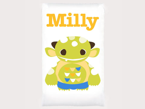 Toddler Blanket - Milly The Monster