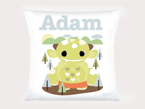 Cushion Cover - Monster Madness