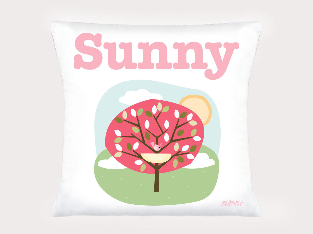 Cushion Cover - Nesting